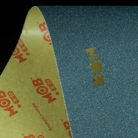 Mob Grip Tape M-80 Die Cut Griptape Black