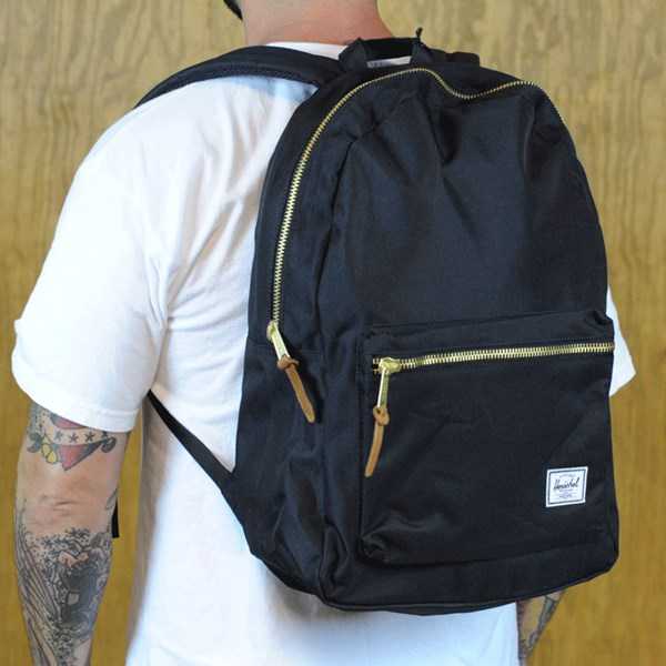 dd608bded07 Settlement Backpack Black In Stock at The Boardr