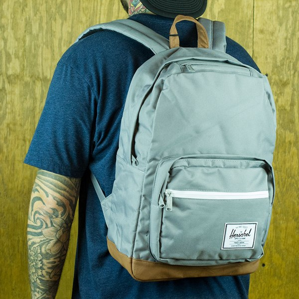 Herschel Pop Quiz Backpack Grey