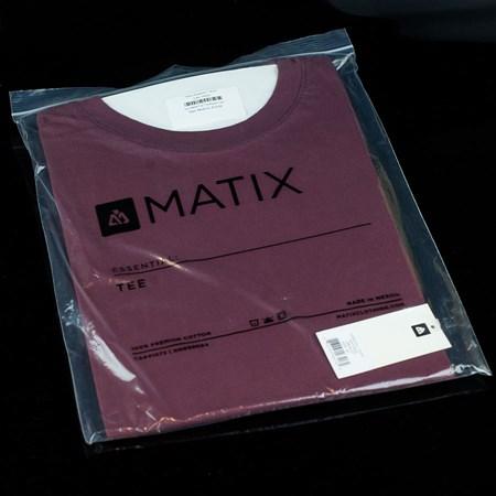 Matix Essential T Shirt Merlot