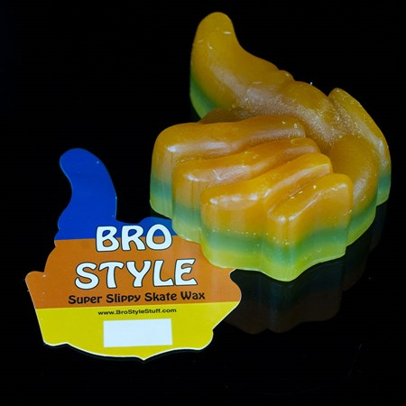 Bro Style Thumbs Up Wax  in stock now.