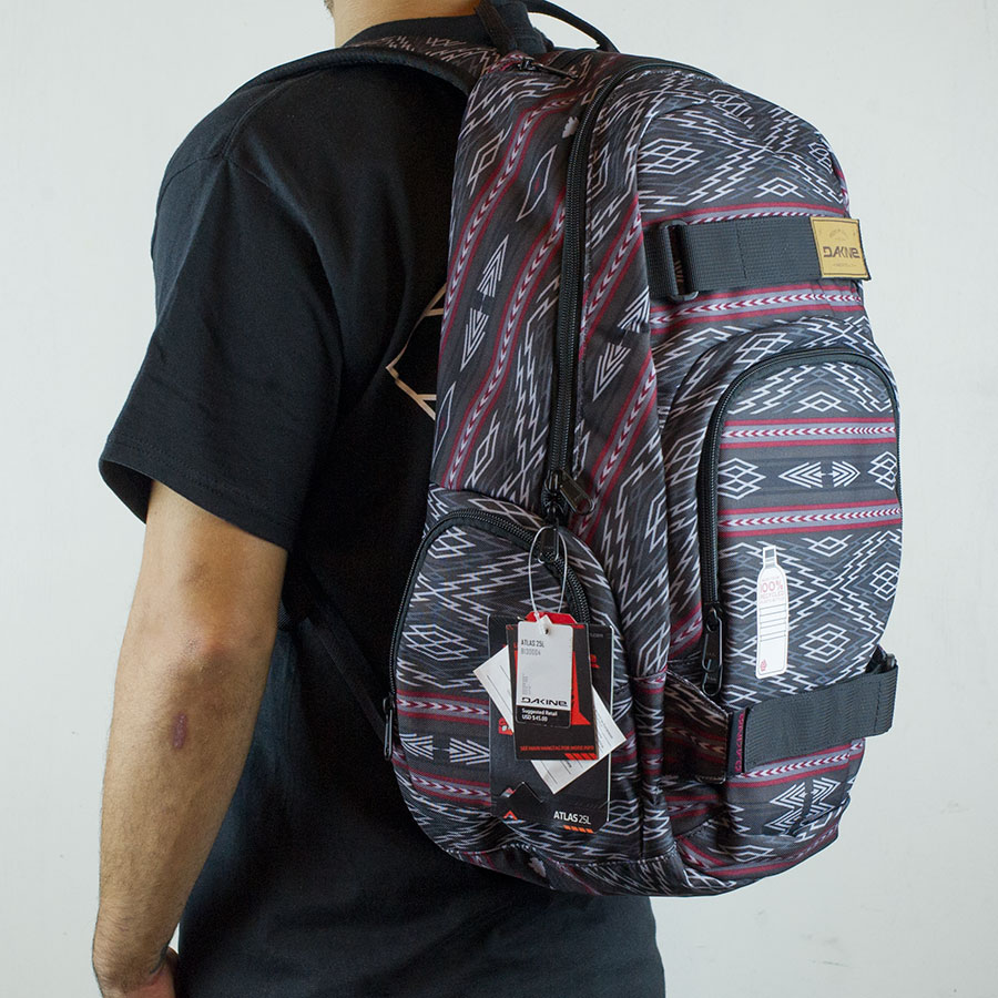 La Grande Backpacks and Bags Atlas Backpack in Stock Now
