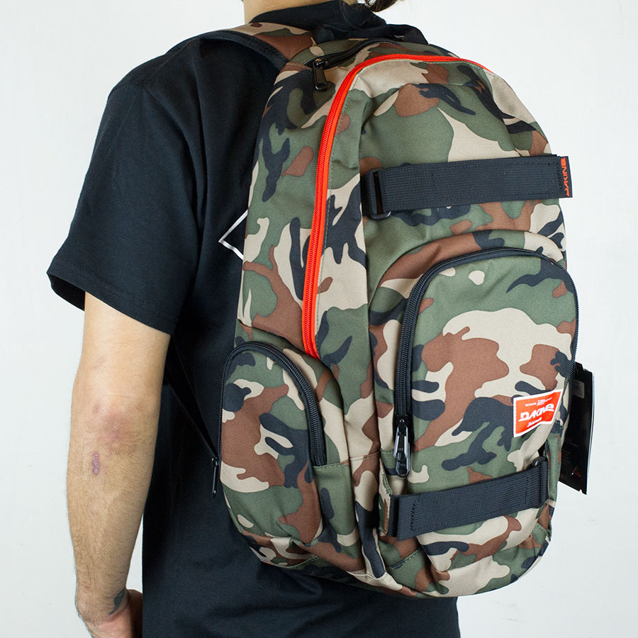 Camo Backpacks and Bags Atlas Backpack in Stock Now