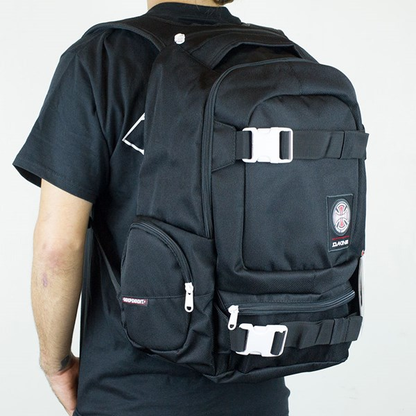 Independent Daytripper Backpack Black, Independent In Stock at The ...