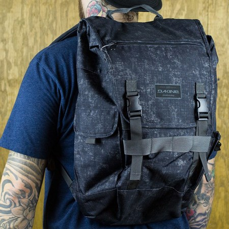 Dakine Ledge Backpack Ash in stock now.