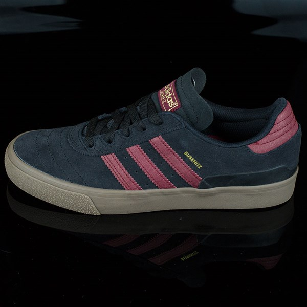 factory authentic 3c666 0cd66 adidas Dennis Busenitz Vulc Shoes Black, Cardinal, Gum