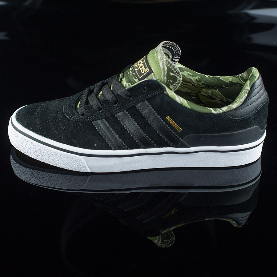Black, Night Cargo, White Shoes Dennis Busenitz Vulc Shoes in Stock Now