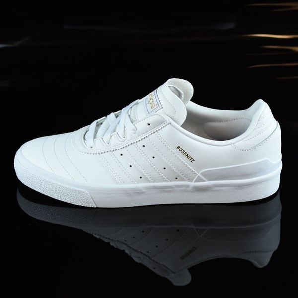 325c4f4bd8 adidas Dennis Busenitz Vulc Shoes Running White Leather
