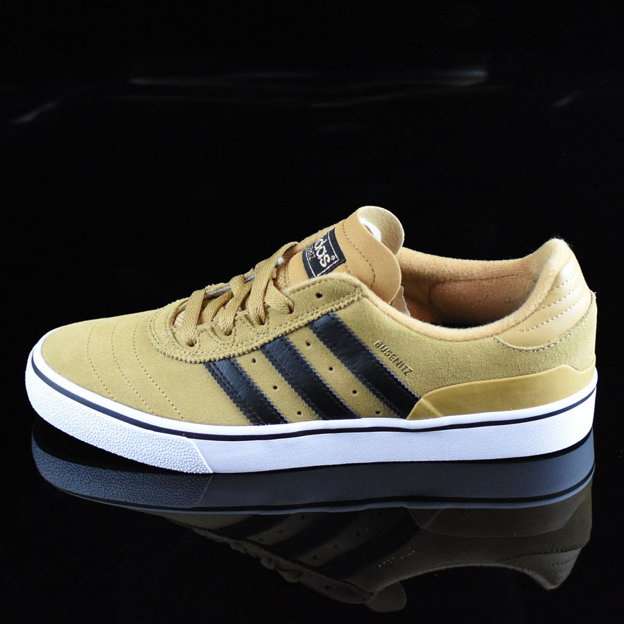 Tan, Black, White Shoes Dennis Busenitz Vulc Shoes in Stock Now