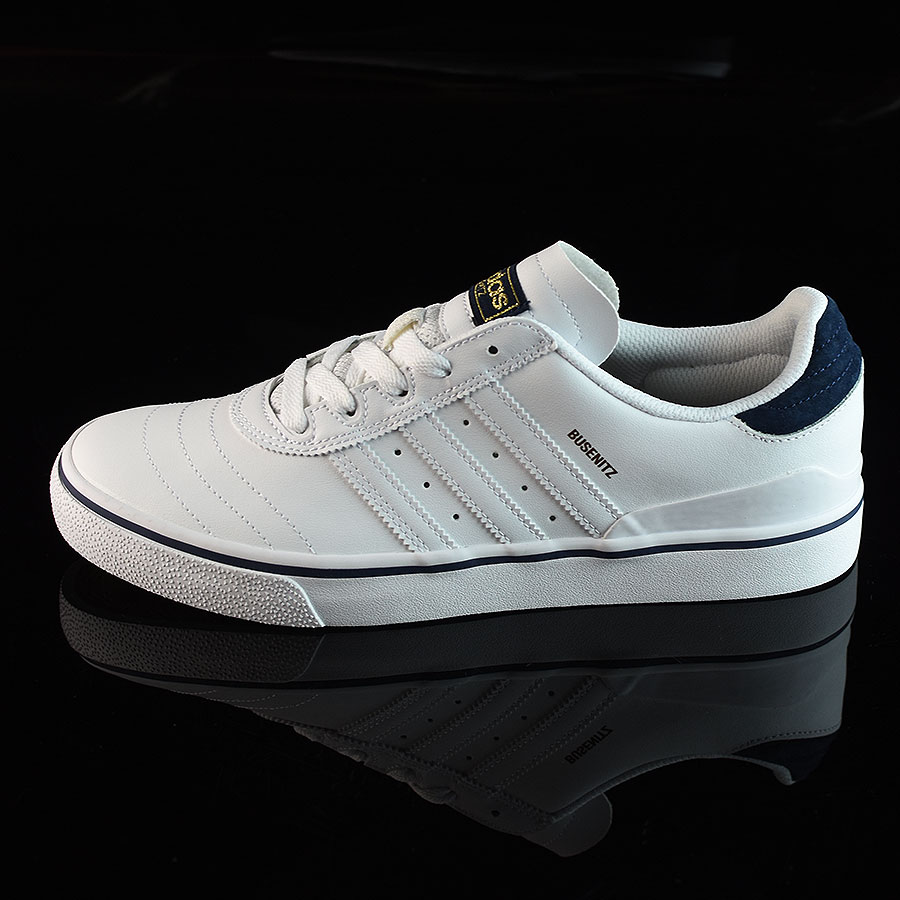 Running White, White, Navy Shoes Dennis Busenitz Vulc Shoes in Stock Now