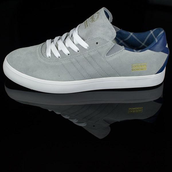 save off efb5e 0c349 adidas Gonz Pro Shoes Mid Grey, University Blue, Running Whi