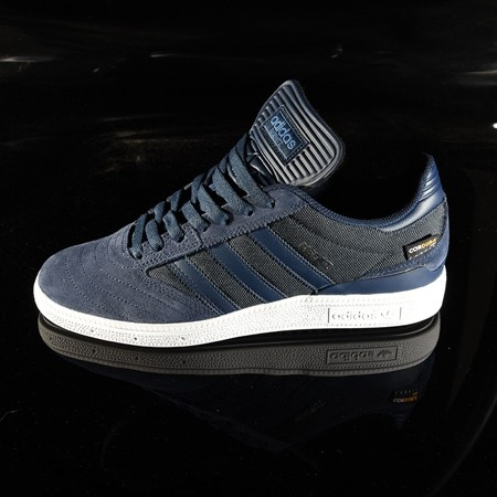 Size 11 in adidas Dennis Busenitz Signature Shoes, Color: Collegiate Navy, Navy, White