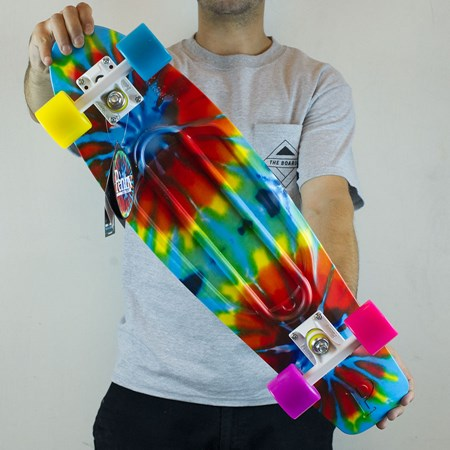 Penny Nickel Cruiser Board Tie Dye