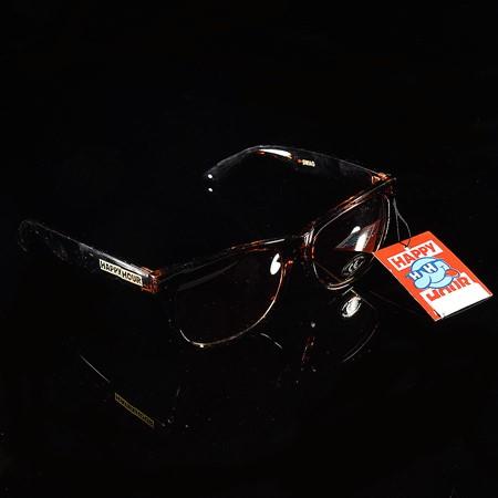 Happy Hour Shades Swag Sunglasses Tortoise, Amber