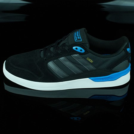 Size 9 in adidas ZX Vulc Shoes, Color: Black, Dark Solid Grey, Suciu
