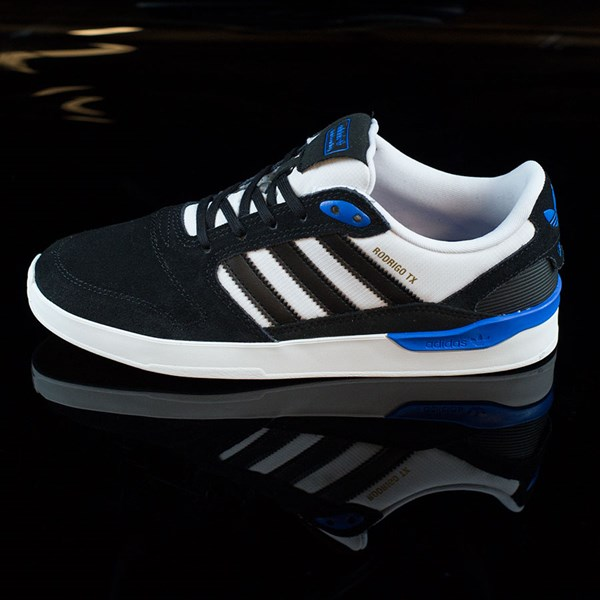 adidas ZX Vulc Shoes Black, White, Rodrigo TX