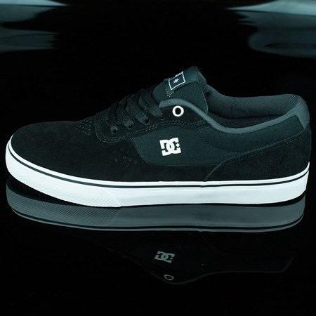 Size 9 in DC Shoes Switch Shoes, Color: Black, Grey