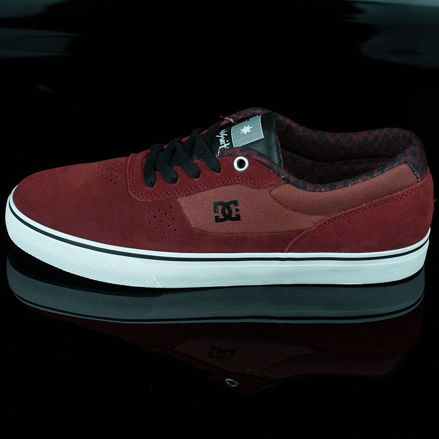 Wine, Evan Smith Shoes Switch Shoes in Stock Now