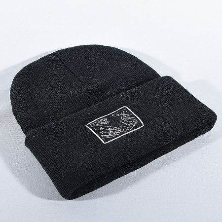 Doom Sayers Snake Shake Beanie Black