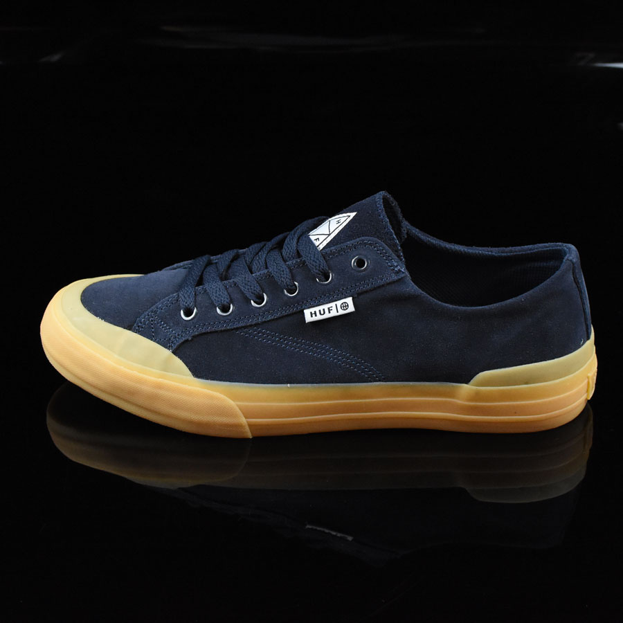 Navy, Gum Shoes Classic Lo Shoes in Stock Now