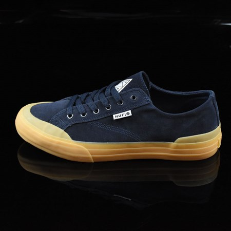 HUF Classic Lo Shoes Navy, Gum