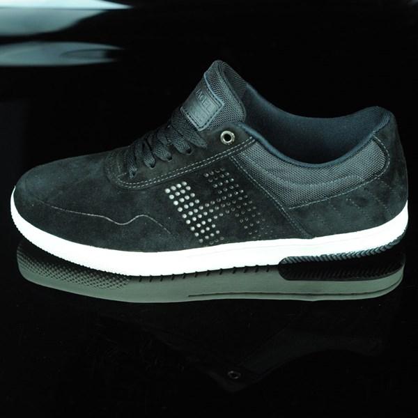 HUF Hufnagel 2 Shoes Black, Bone White