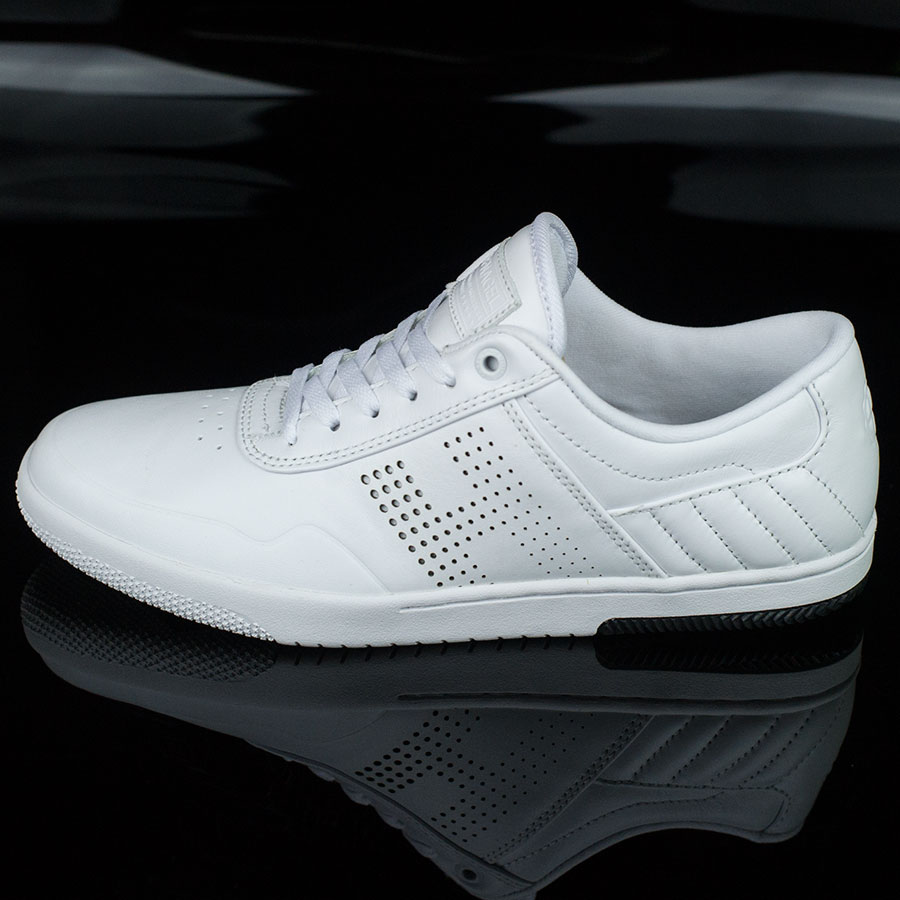 White, Black Shoes Hufnagel 2 Shoes in Stock Now