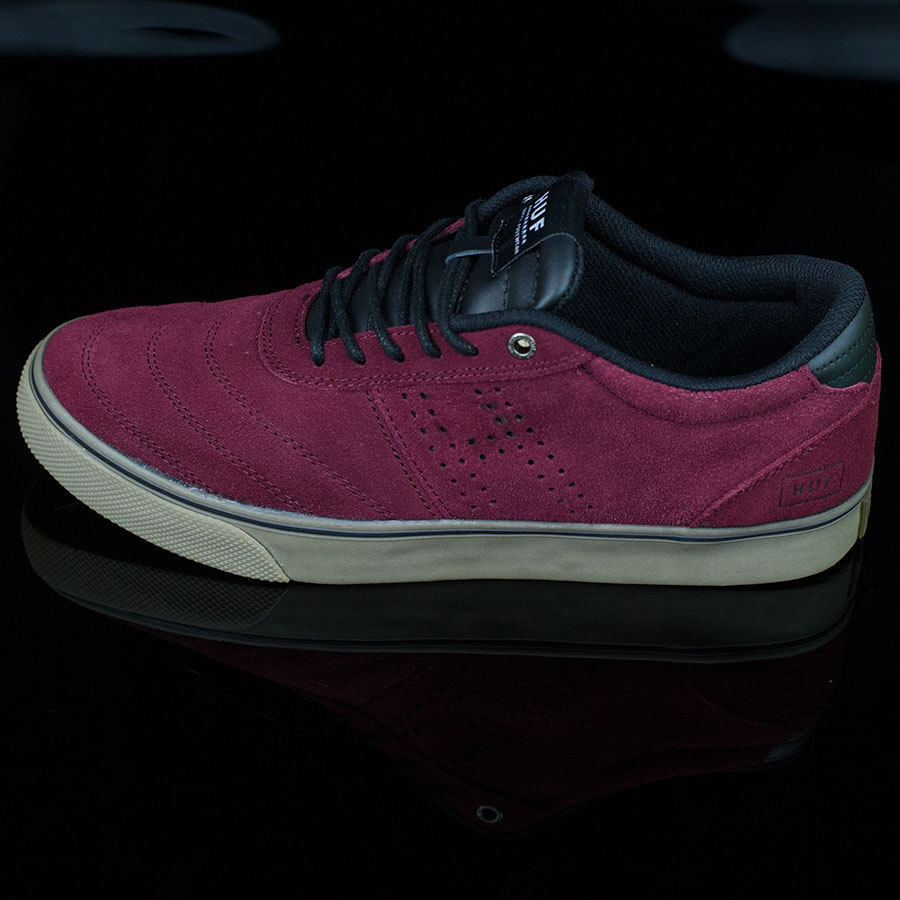 Oxblood, Dark Gum Shoes Galaxy Shoes in Stock Now