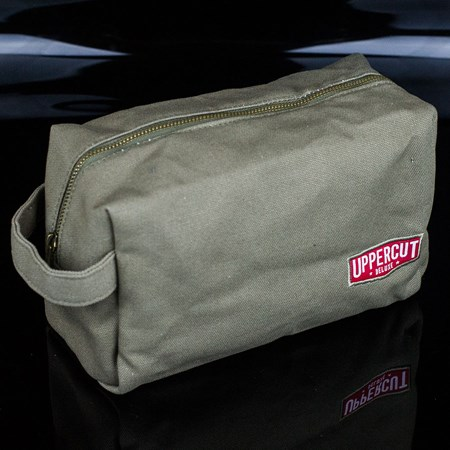 Upper Cut Deluxe Wash Bag Army Green