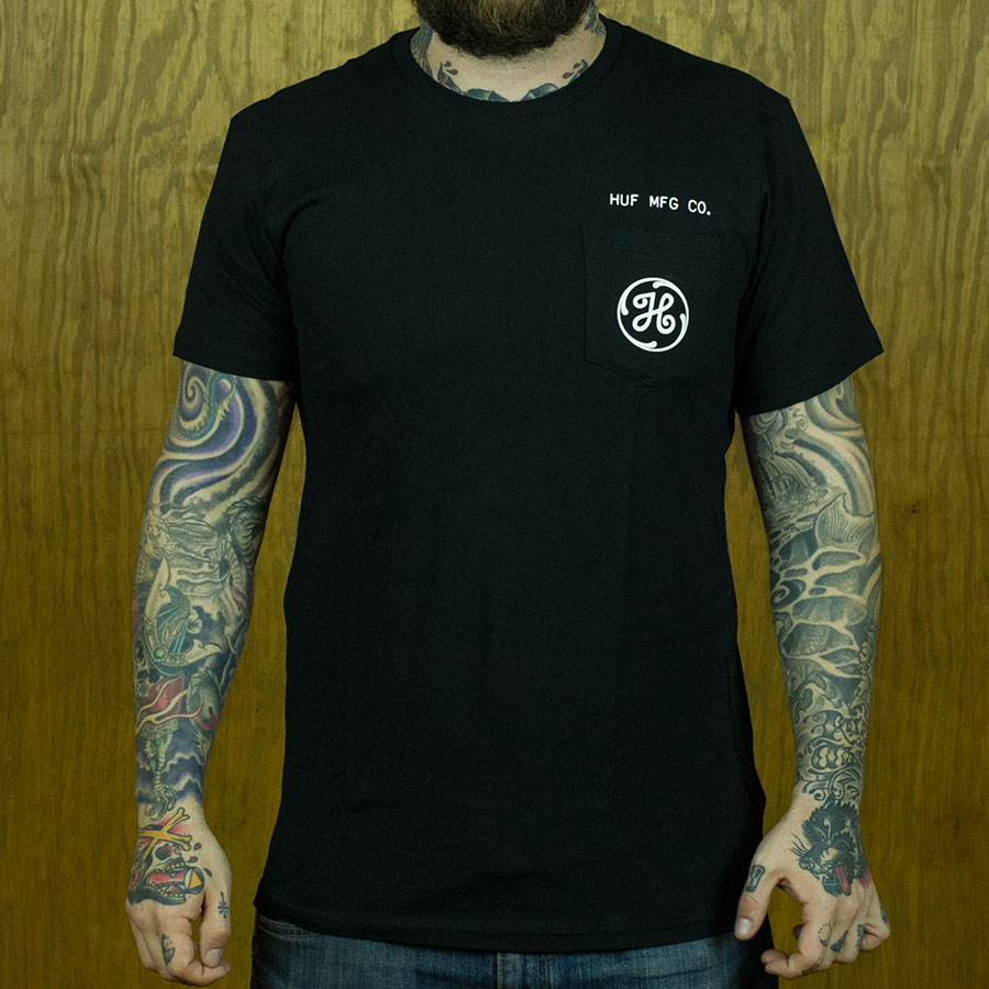 Black T Shirts Watt Up T Shirt in Stock Now