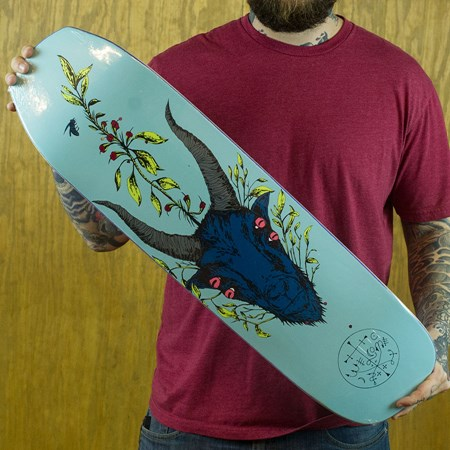 Shaped Old School Skateboard Decks