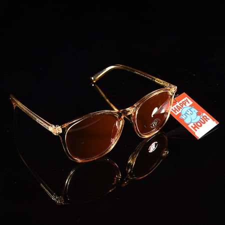 Happy Hour Shades Flap Jacks Sunglasses Desert Rose