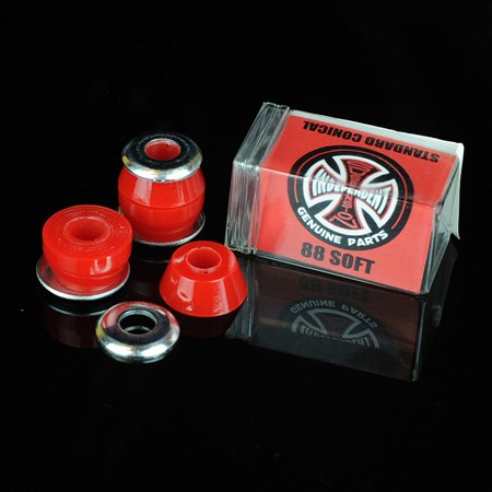 Independent Standard Conical Bushings Red