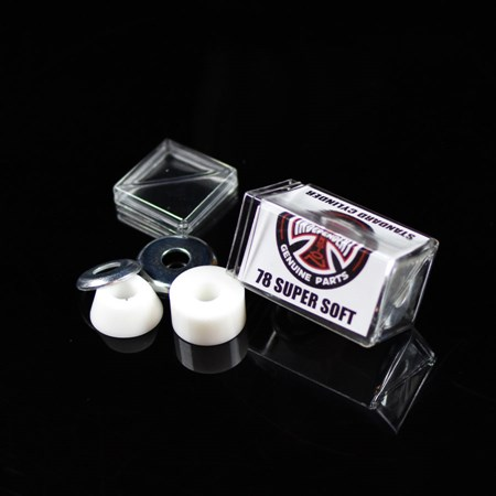 Independent Standard Cylinder Bushings White