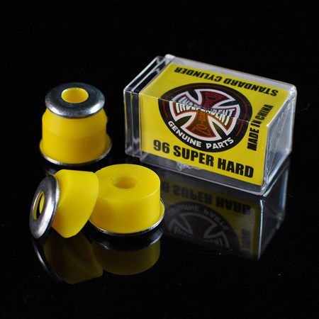 Independent Standard Cylinder Bushings Yellow in stock now.