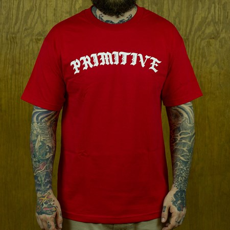 Primitive Oldy T Shirt Red