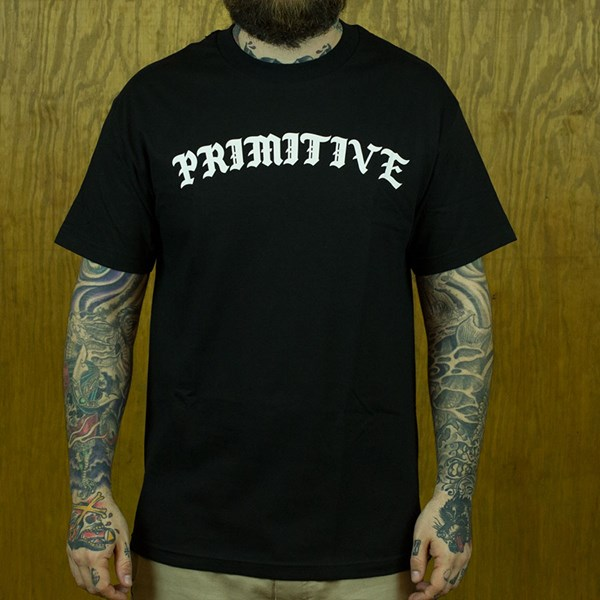Primitive Oldy T Shirt Black