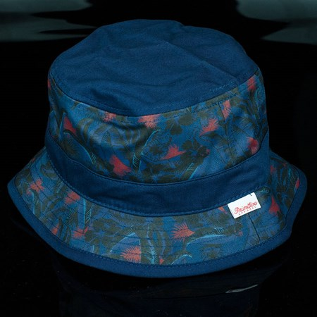 Primitive Delta Bucket Hat Navy