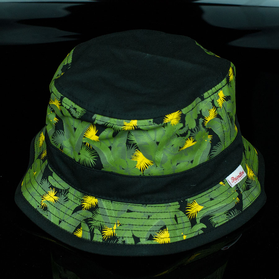 Green Hats and Beanies Delta Bucket Hat in Stock Now