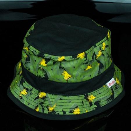 Primitive Delta Bucket Hat Green