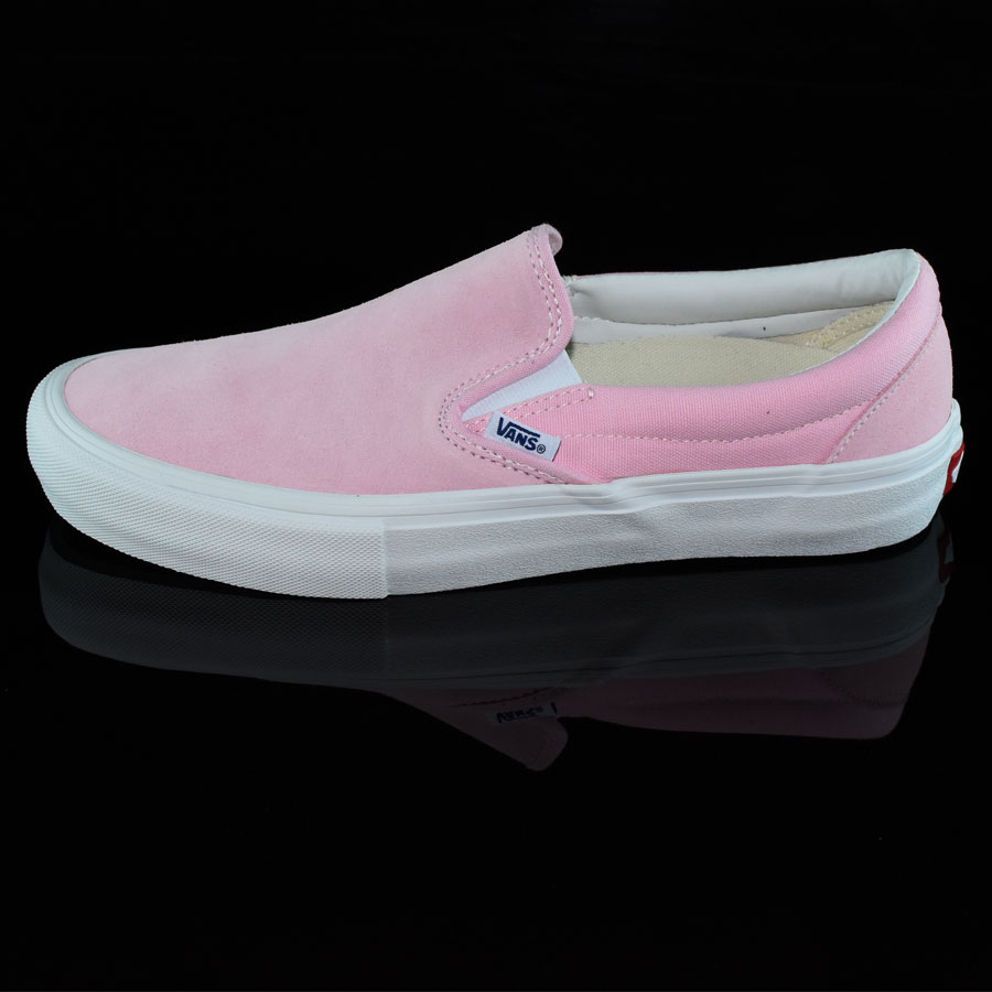 Candy Pink Shoes Slip On Pro Shoes in Stock Now