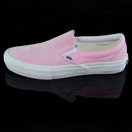 Vans Slip On Pro Shoes Candy Pink