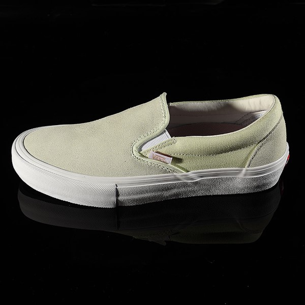 Vans Slip On Pro Shoes Ambrosia, White