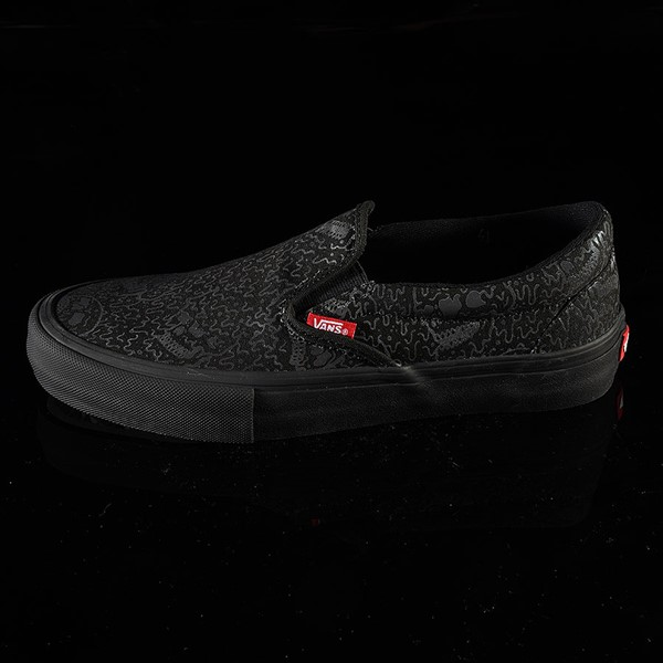 Vans Slip On Pro Shoes Sketchy Tank
