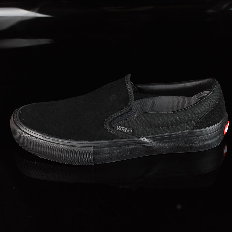 Blackout Shoes Slip On Pro Shoes in Stock Now