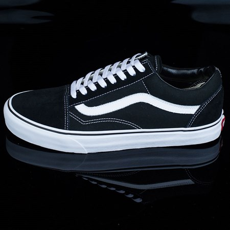 Vans Old Skool Shoes Black, White