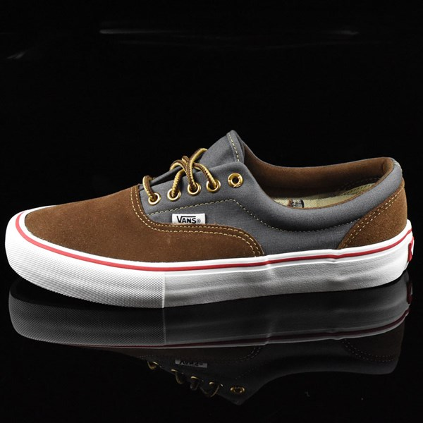1dee98b62427 Vans Era Pro Shoes Brown