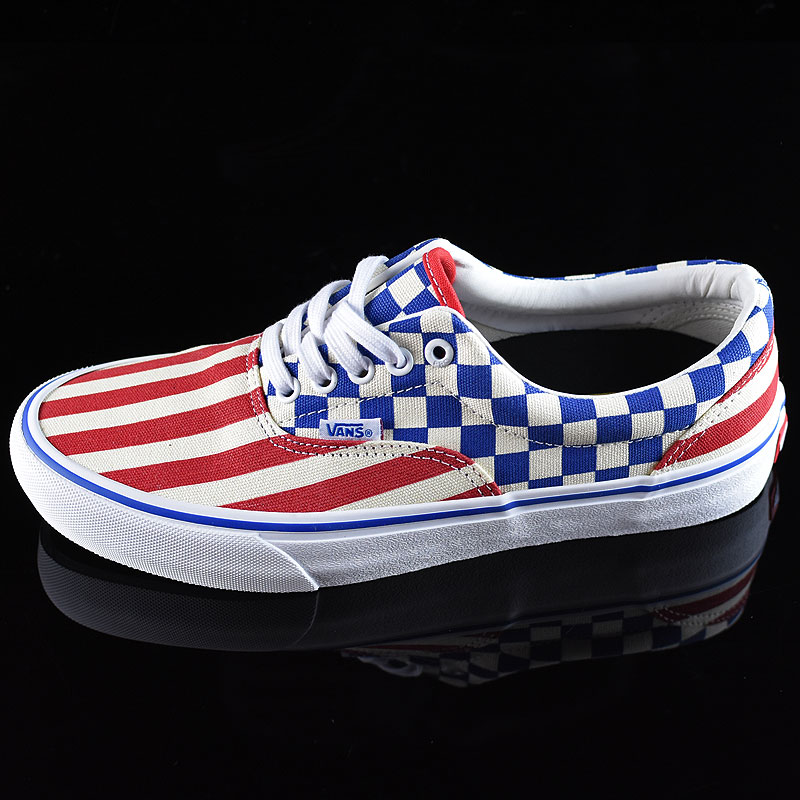 (50th) '83 Stars And Stripes Shoes Era Pro Shoes in Stock Now