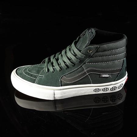 Vans Sk8-Hi Pro Shoes Independent, Spruce