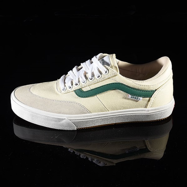 Vans Gilbert Crockett Pro Shoes (Center Court) Classic White 28a56d611